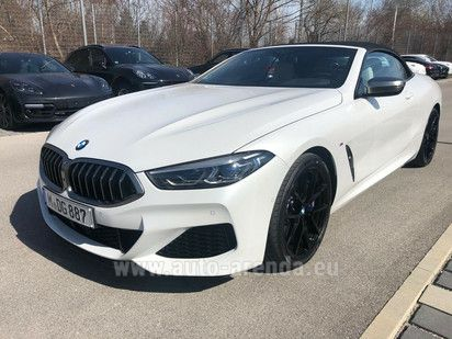 Buy BMW 8 Series Convertible M850i xDrive 2019 in Spain, picture 1