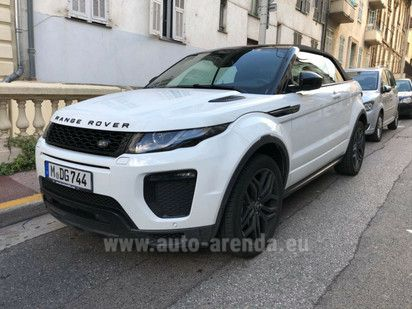Buy Land Rover Range Rover Evoque Convertible HSE Dynamic in Spain
