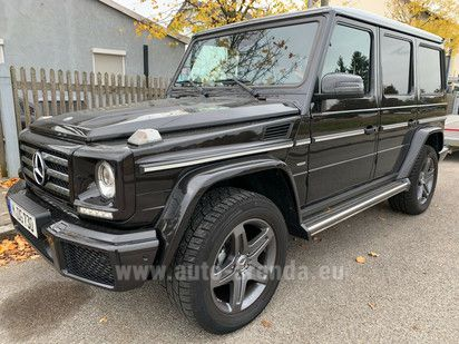 Buy Mercedes-Benz G-Class 350d Limited Edition 1 of 463 in Spain