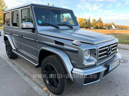 Buy Mercedes-Benz G-Class 500 Limited Edition 1 of 463 in Spain