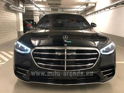 Buy Mercedes-Benz S 500 Long 2021 in Spain, picture 1