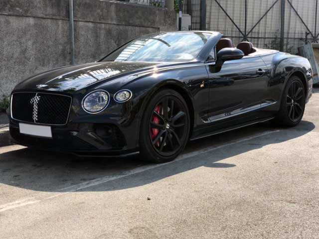 Cabriolet rental in Marbella