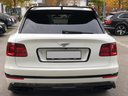 Rent-a-car Bentley Bentayga 6.0 litre twin turbo TSI W12 in Spain, photo 4