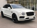 Rent-a-car Bentley Bentayga 6.0 litre twin turbo TSI W12 in Spain, photo 1
