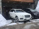 Rent-a-car Bentley Bentayga 6.0 litre twin turbo TSI W12 in Spain, photo 14