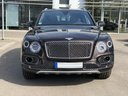 Rent-a-car Bentley Bentayga 6.0 Black in Spain, photo 4