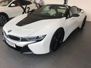 Rent-a-car BMW i8 Roadster Cabrio First Edition 1 of 200 eDrive in Costa del Sol, photo 1