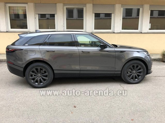 Rental Land Rover Range Rover Velar P250 SE in Spain