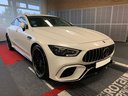 Rent-a-car Mercedes-Benz AMG GT 63 S 4-Door Coupe 4Matic+ in Gibraltar, photo 2