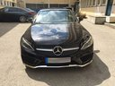 Rent-a-car Mercedes-Benz C 180 Cabrio AMG Equipment Black in Spain, photo 8