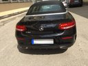 Rent-a-car Mercedes-Benz C 180 Cabrio AMG Equipment Black in Spain, photo 7