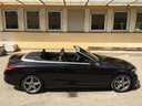 Rent-a-car Mercedes-Benz C 180 Cabrio AMG Equipment Black in Spain, photo 2
