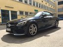 Rent-a-car Mercedes-Benz C 180 Cabrio AMG Equipment Black in Spain, photo 5