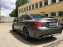 Rent-a-car Mercedes-Benz C-Class C43 AMG BITURBO 4Matic in Gibraltar, photo 2