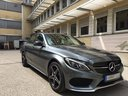 Rent-a-car Mercedes-Benz C-Class C43 AMG BITURBO 4Matic in Gibraltar, photo 1
