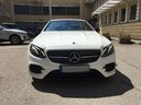 Rent-a-car Mercedes-Benz E-Class E 200 Cabrio equipment AMG in Valencia, photo 3