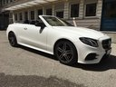 Rent-a-car Mercedes-Benz E-Class E 200 Cabrio in Marbella, photo 1