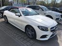 Rent-a-car Mercedes-Benz E-Class E 300 Cabriolet equipment AMG in Alicante, photo 6