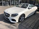 Rent-a-car Mercedes-Benz E-Class E 300 Cabriolet equipment AMG in Alicante, photo 1