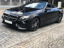 Rent-a-car Mercedes-Benz E-Class E220d Cabriolet AMG equipment in Marbella, photo 1