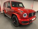 Rent-a-car Mercedes-Benz G 63 AMG biturbo in Spain, photo 1