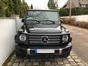 Rent-a-car Mercedes-Benz G-Class G500 2018 Exclusive Edition in Sevilla, photo 3
