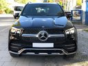 Rent-a-car Mercedes-Benz GLE 400 4Matic AMG equipment in Barcelona, photo 3