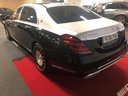 Прокат автомобиля Maybach S 560 4MATIC комплектация AMG Metallic and Black в Барселоне, фото 5