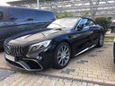 Rent-a-car Mercedes-Benz S 63 AMG Cabriolet V8 BITURBO 4MATIC+ in Majorca, photo 1