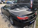 Rent-a-car Mercedes-Benz S 63 AMG Cabriolet V8 BITURBO 4MATIC+ in Majorca, photo 2