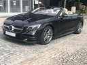 Rent-a-car Mercedes-Benz S-Class S 560 Cabriolet 4Matic AMG equipment in Valencia, photo 1