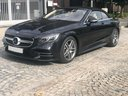 Rent-a-car Mercedes-Benz S-Class S 560 Cabriolet 4Matic AMG equipment in Valencia, photo 12