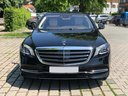 Rent-a-car Mercedes-Benz S-Class S400 Long 4Matic Diesel AMG equipment in Ibiza, photo 4