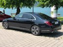 Rent-a-car Mercedes-Benz S-Class S400 Long 4Matic Diesel AMG equipment in Ibiza, photo 2