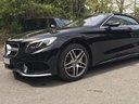 Rent-a-car Mercedes-Benz S-Class S500 Cabriolet in Majorca, photo 1