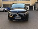Rent-a-car Mercedes-Benz V-Class V 250 Diesel Long (8 seats) in Alicante, photo 9