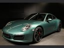 Rent-a-car Porsche 911 991 4S Racinggreen Individual Sport Chrono in Costa del Sol, photo 1