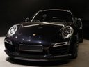 Rent-a-car Porsche 911 991 Turbo S Ceramic LED Sport Chrono Package in Barcelona, photo 1