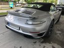 Rent-a-car Porsche 911 991 Turbo S in Madrid, photo 2
