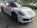 Rent-a-car Porsche 911 Carrera Cabrio White in Valencia, photo 8