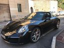 Rent-a-car Porsche 911 Targa 4S in Spain, photo 1