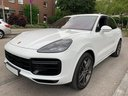 Rent-a-car Porsche Cayenne Turbo V8 550 hp in Spain, photo 1