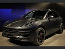 Rent-a-car Porsche Macan Turbo Performance Package LED Sportabgas in Alicante, photo 1