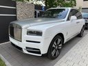 Rent-a-car Rolls-Royce Cullinan White in Barcelona, photo 4