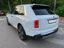Rent-a-car Rolls-Royce Cullinan White in Barcelona, photo 3