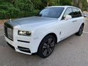 Rent-a-car Rolls-Royce Cullinan White in Barcelona, photo 1
