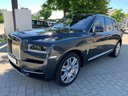 Rent-a-car Rolls-Royce Cullinan dark grey with its delivery to Madrid-Barajas airport, photo 2