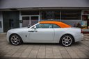 Rent-a-car Rolls-Royce Dawn White in Ibiza, photo 1
